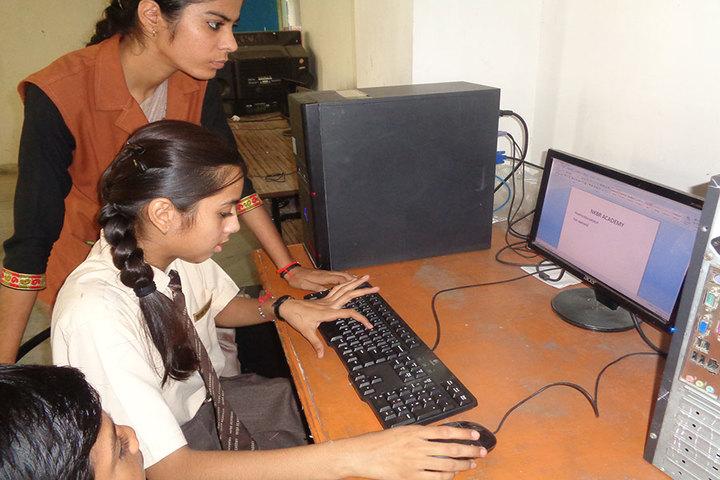 Nkbr Academy-Computer Lab