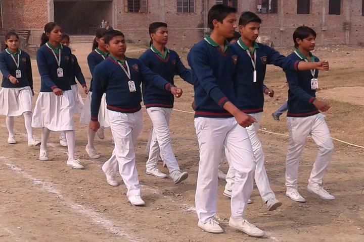 Vidya Bharati-March Past