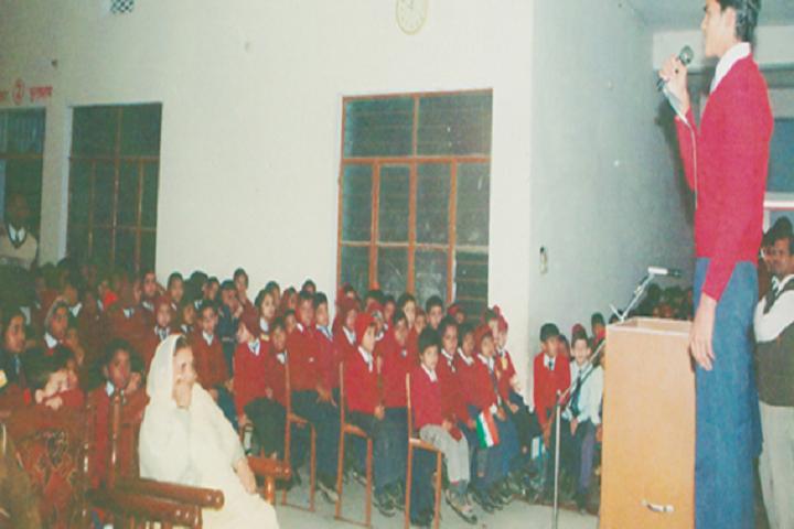 Noble Senior Secondary School-Event
