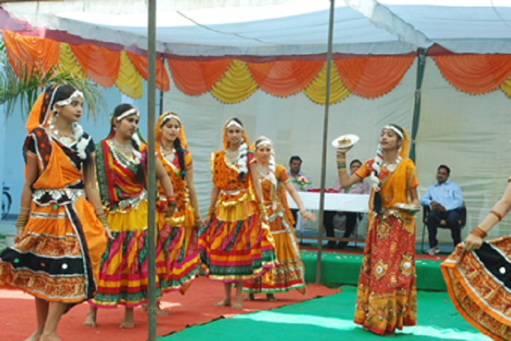 Noble Senior Secondary School-Festival Celebration