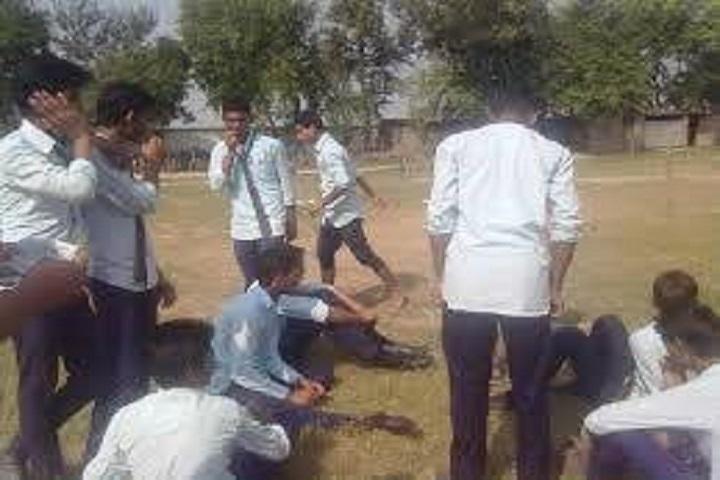 Noble Senior Secondary School-Play Ground