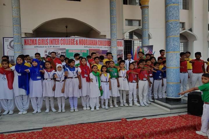 Noorjahan Children School-Assembly