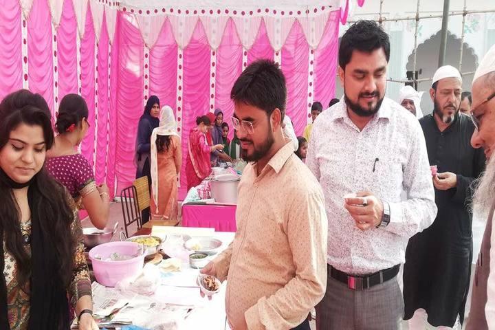Noorjahan Children School-Food Fest