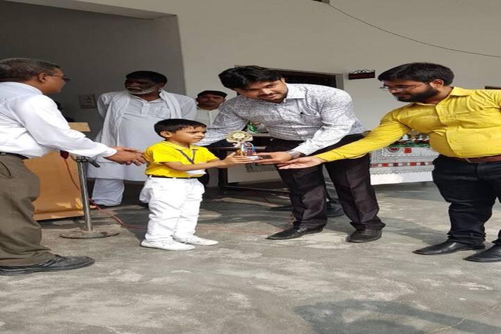 Noorjahan Children School-Prize Distribution