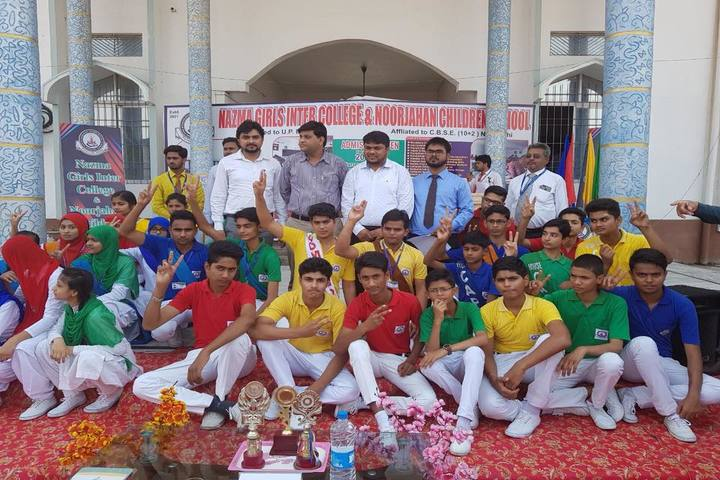 Noorjahan Children School-Sports Champions