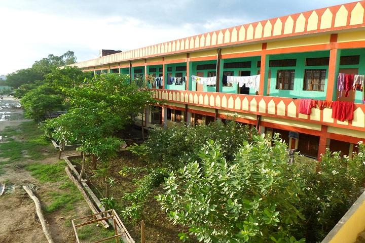 Noorul Huda English Medium School-Hostel