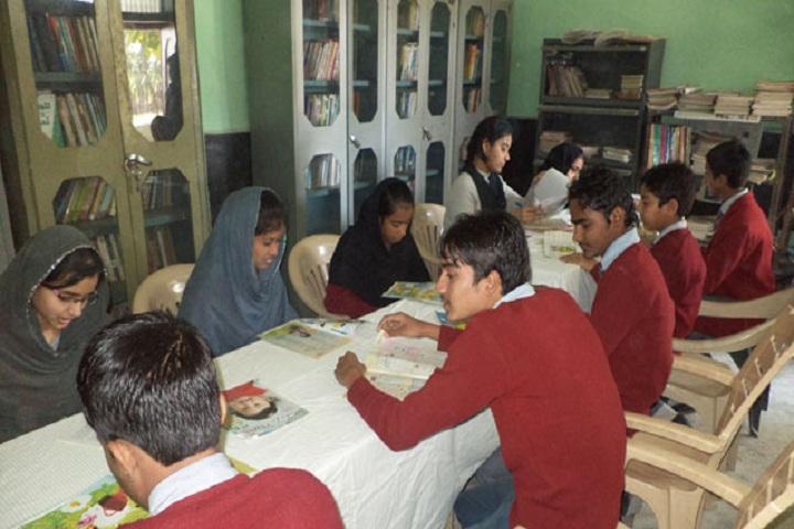 Noorul Huda Eng Medium School-library 1