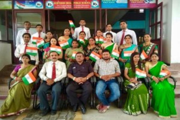 Northern India Public School-Independence Day
