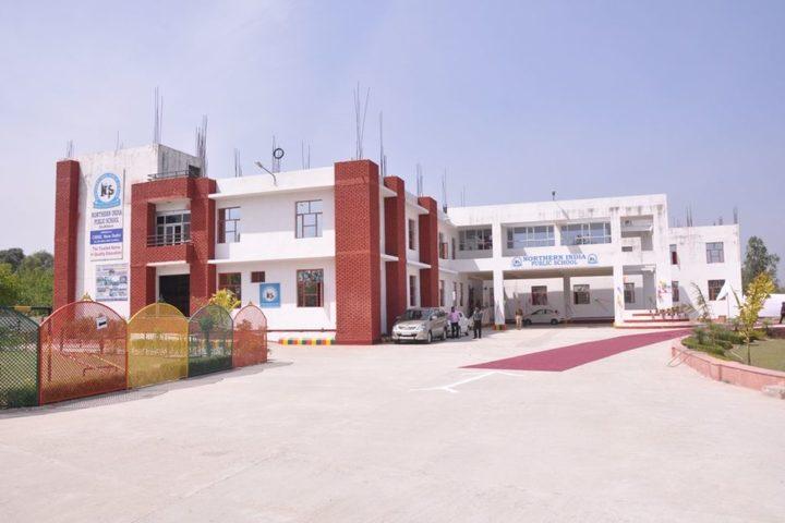 Northern India Public School-School Building