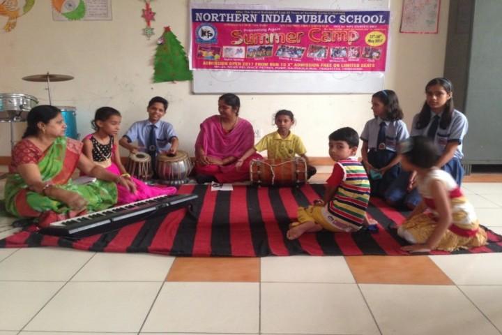 Northern India Public School-Summer Camp