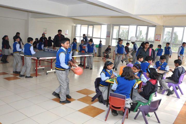Northern India Public School-Indoor Sports