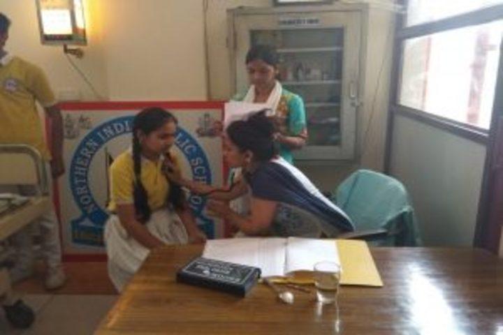 Northern India Public School-Medical Checkup