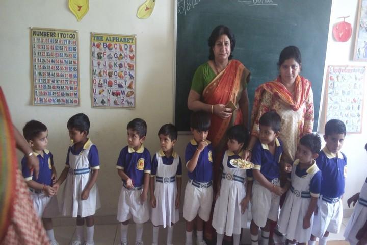 Northern India Public School-Rakhi Celebrations