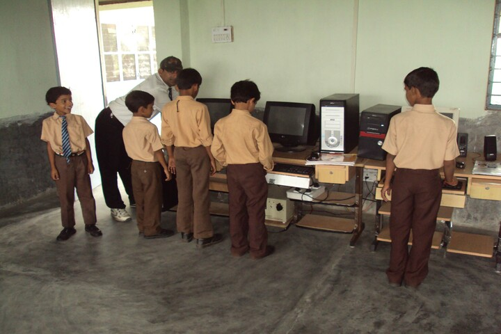 Vidya Jyoti School-Computer Lab