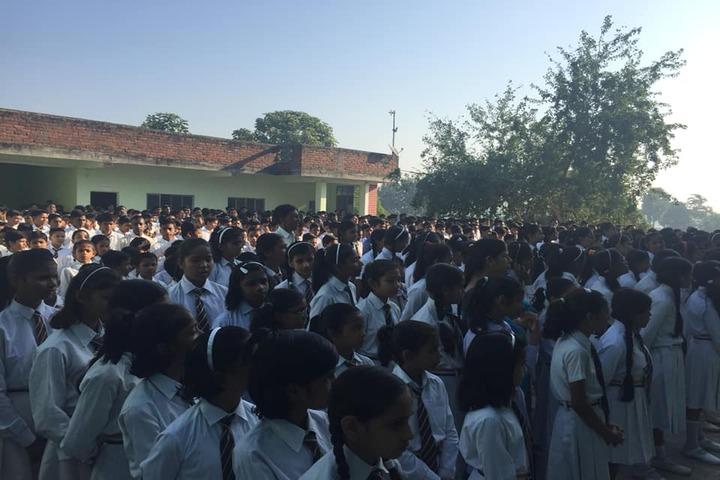 Vidya Jyoti School-Morning Assembly