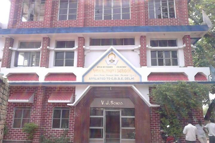 Vidya Jyoti School-School Building