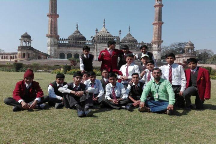 Nurture International School-Educational Trip To Lucknow