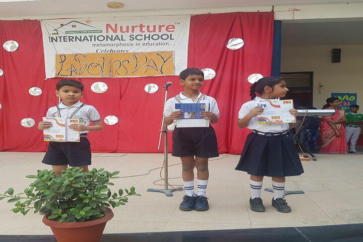 Nurture International School-Labours Day