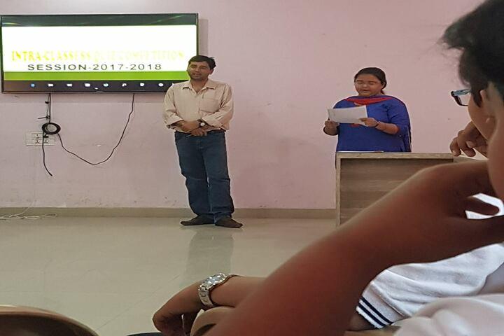 Nurture International School-Smart Classroom