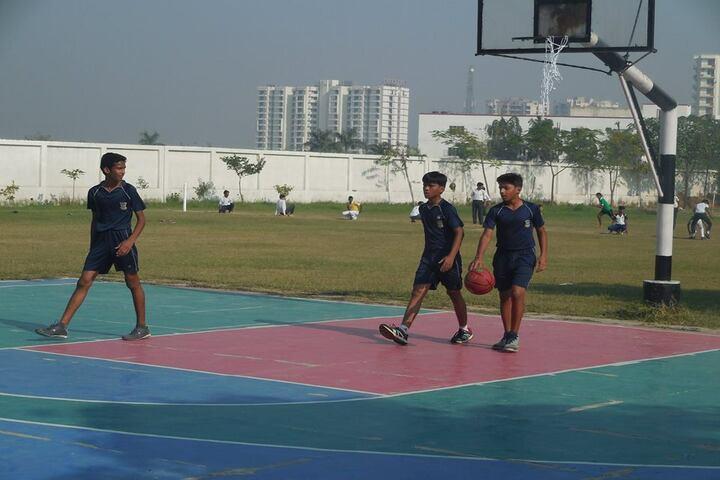 Nurture International School-Sports