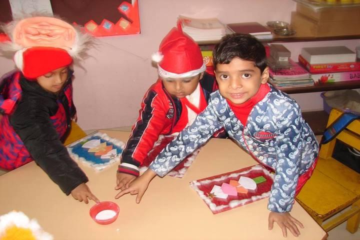 Nurture International School-Chritmas Carnival