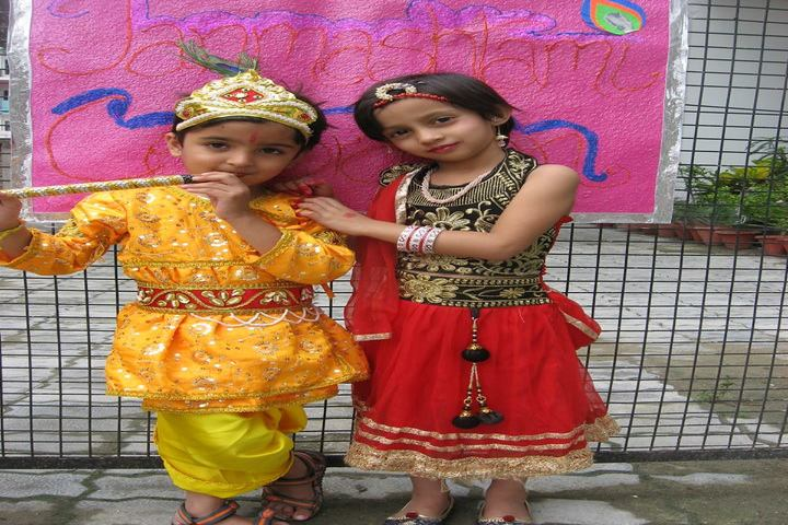 Nurture International School-Festival Celebrations