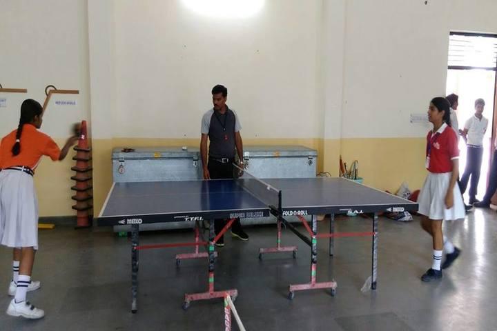 Nurture International School-Indoor Sports