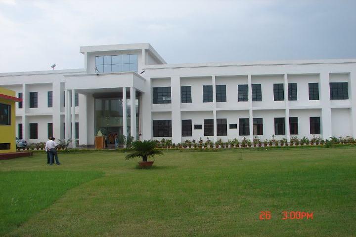 Nurture International School-School Building