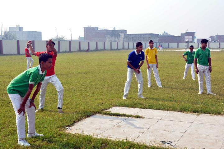Om Prakash Ganapati Memorial School - Cricket