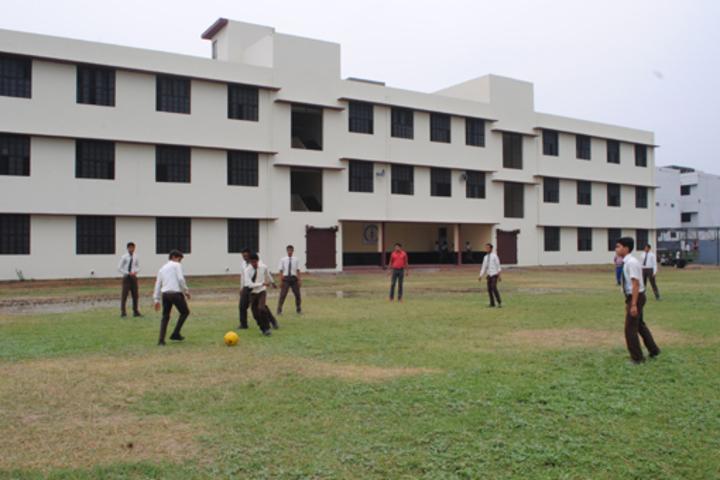 Om Prakash Ganapati Memorial School - Foot ball