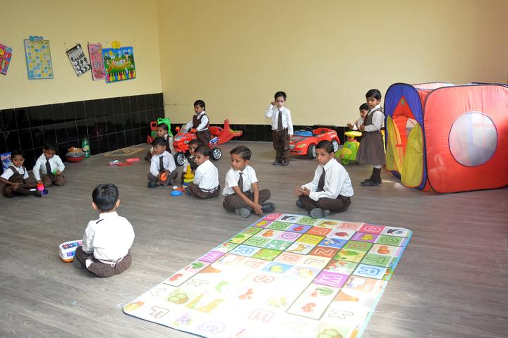 Om Prakash Ganapati Memorial School - Kindergarten