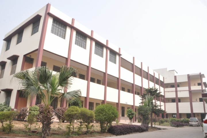 Om Prakash Ganapati Memorial School - School Building