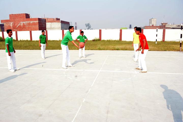 Om Prakash Ganapati Memorial School - Sports