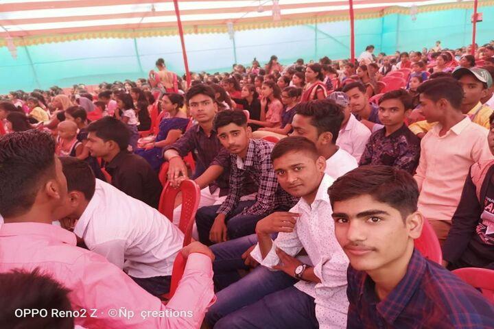 Vidya Niketan-Students