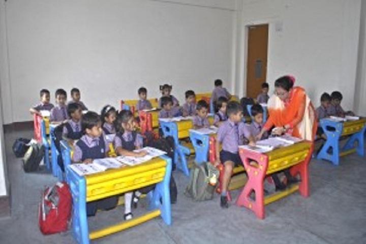 Omni International School-Kindergarten Class