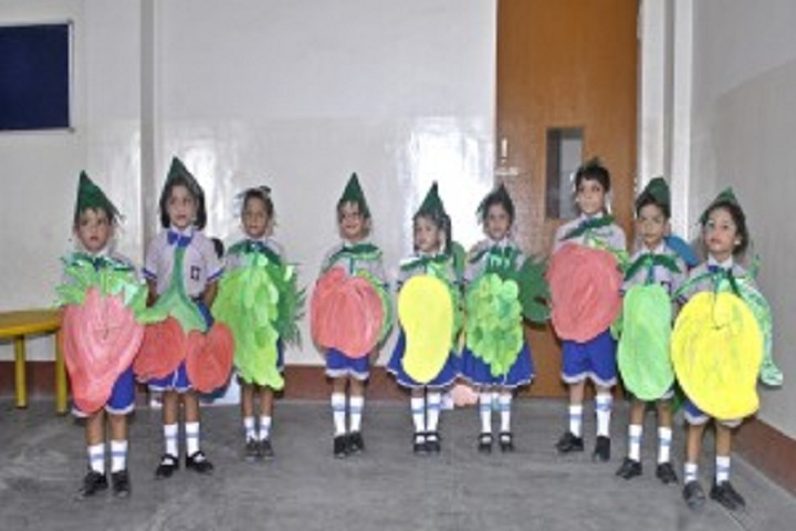 Omni International School-Kindergarden Fancy Dress Competition