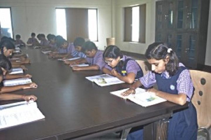Omni International School-Library