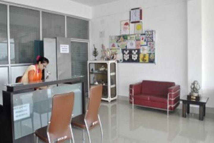 Omni International School-Reception Area