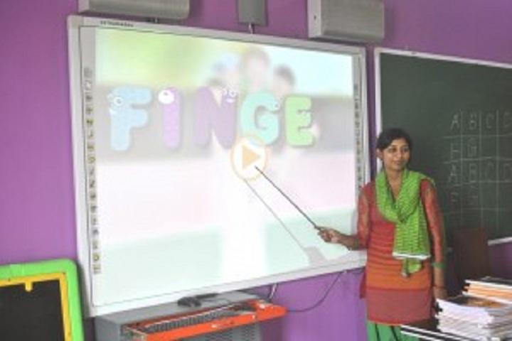 Omni International School-Smart Class