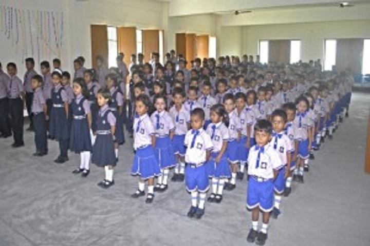 Omni Public School-Daily Assembly