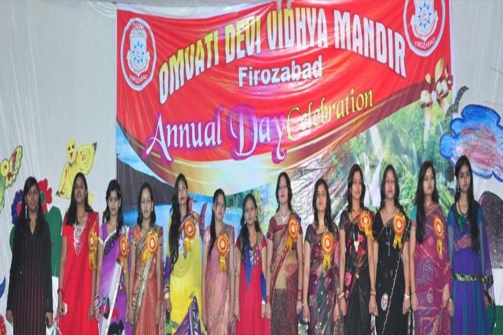Omvati Devi Vidhya Mandir-Annual Day Celebrations