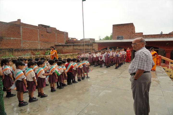 Omvati Devi Vidhya Mandir-National Festival Celebrations