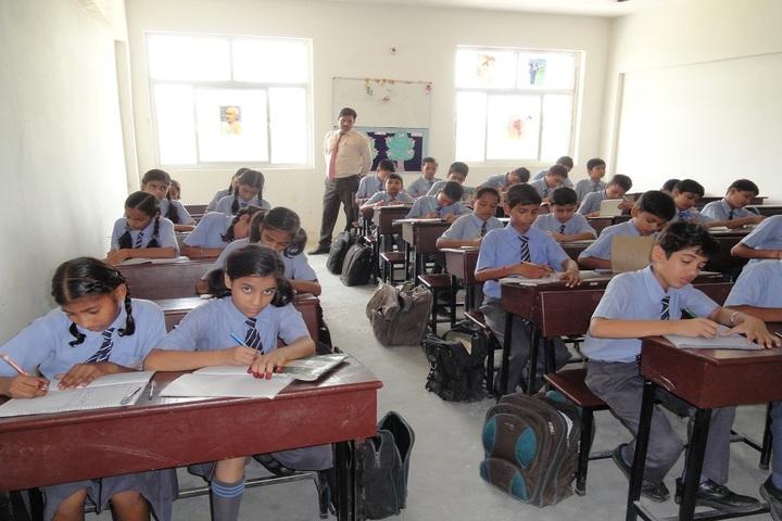 Ongc Community School-Classroom