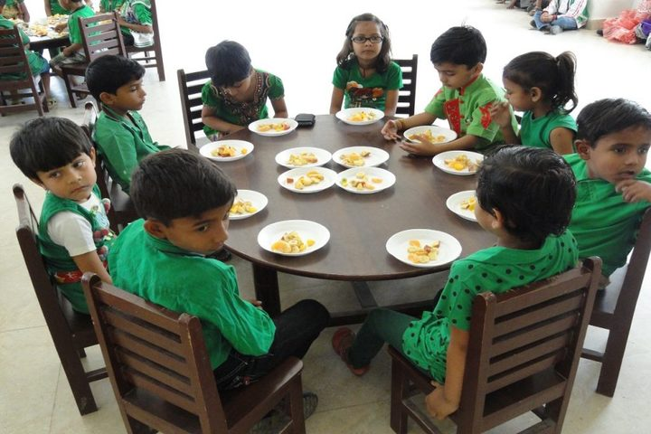 Ongc Community School-Lunch