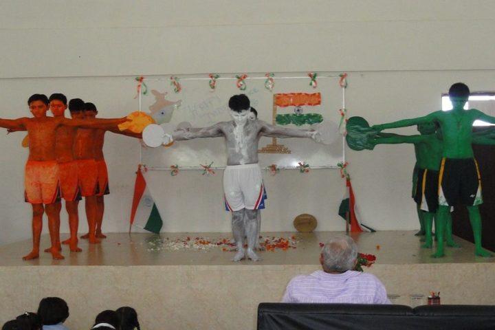 Ongc Community School-Republic Day Celebrations