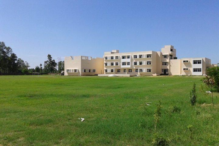 Ongc Community School-School Building