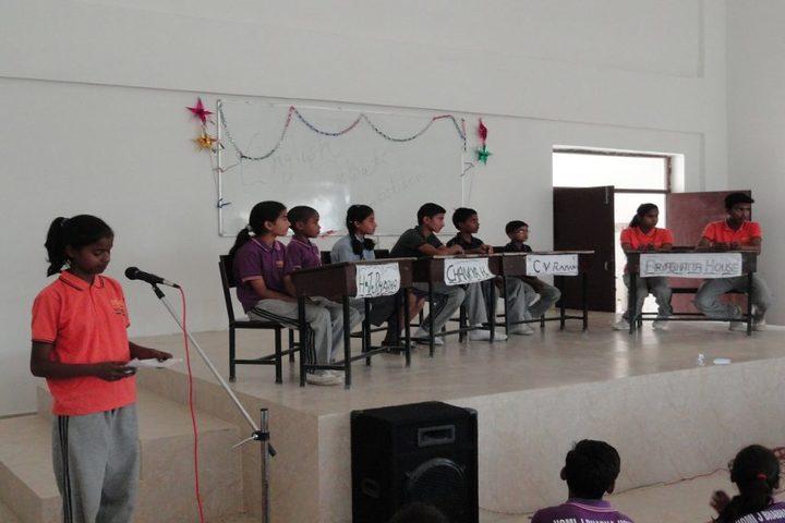Ongc Community School-Seminar hall