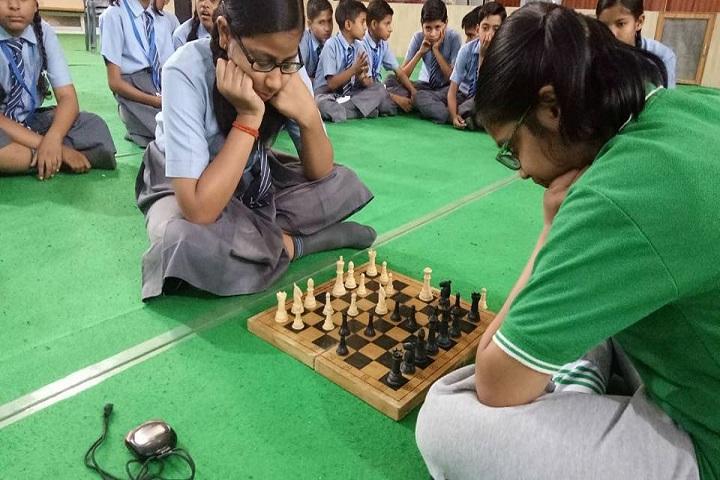 Ongc Community School-Indoor Games