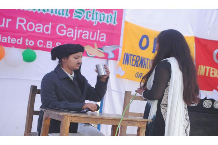 Ops International School-Activity