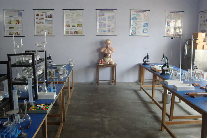 Ops International School-Chemistry Lab